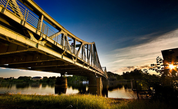 Bridge by Andreas Levers